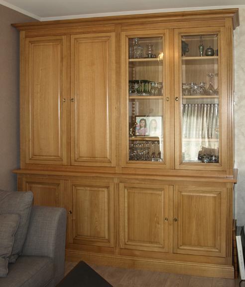 biblioth ques louis xvi meubles hugon meubles normands bernay haute normandie. Black Bedroom Furniture Sets. Home Design Ideas