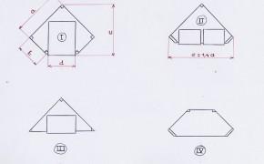 meuble d'angle-dessins