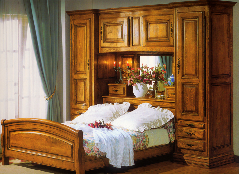 lit pont meubles hugon meubles normands bernay haute. Black Bedroom Furniture Sets. Home Design Ideas