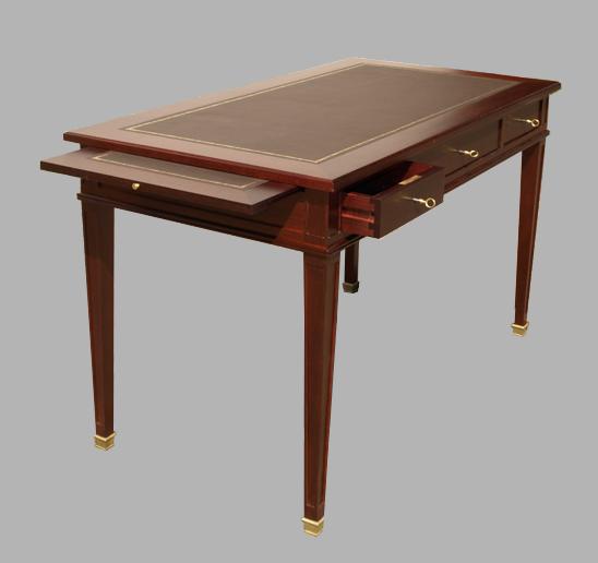 bureau d un ma tre meubles hugon meubles normands bernay haute normandie. Black Bedroom Furniture Sets. Home Design Ideas